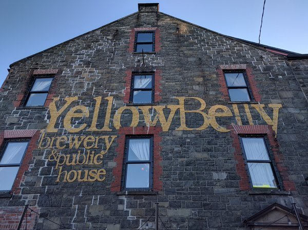 Great Booze and Bites at YellowBelly Brewery & Public House | St. John's, Newfoundland