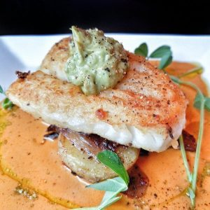 Travelling Foodie Eats: Pan-Fried Cod from Magnum & Steins