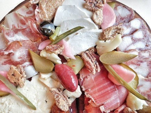 Travelling Foodie Eats: Charcuterie from Chinched Bistro
