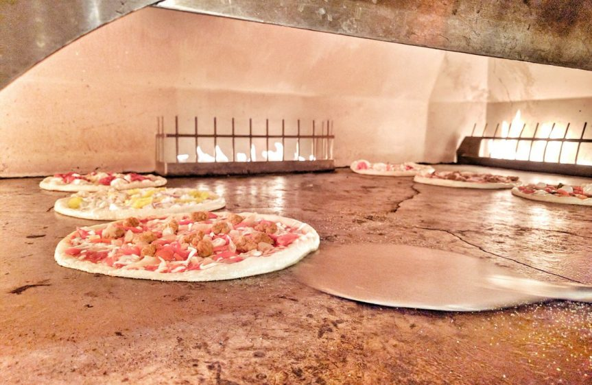 Travelling Foodie Eats: Blaze Fast Fired Pizza at Yelp Elite Event