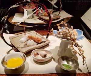 Travelling Foodie does Kaiseki Yu-zen Hashimoto