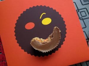 Travelling Foodie Eats Reese's CupFusion