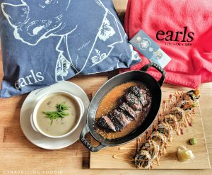 Travelling Foodie X Earls King Street Giveaway