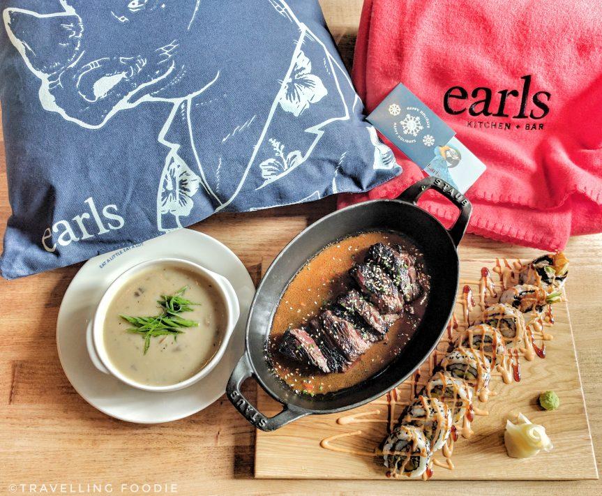 Travelling Foodie X Earls King Street Giveaway
