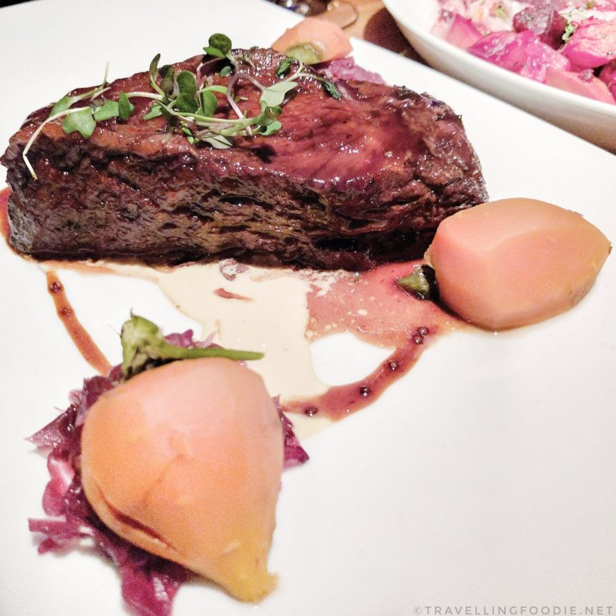 Travelling Foodie Eats at STK in The Cosmopolitan of Las Vegas