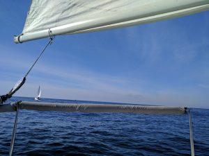 Travelling Foodie Sails with South Bay Sailing at Redondo Beach California