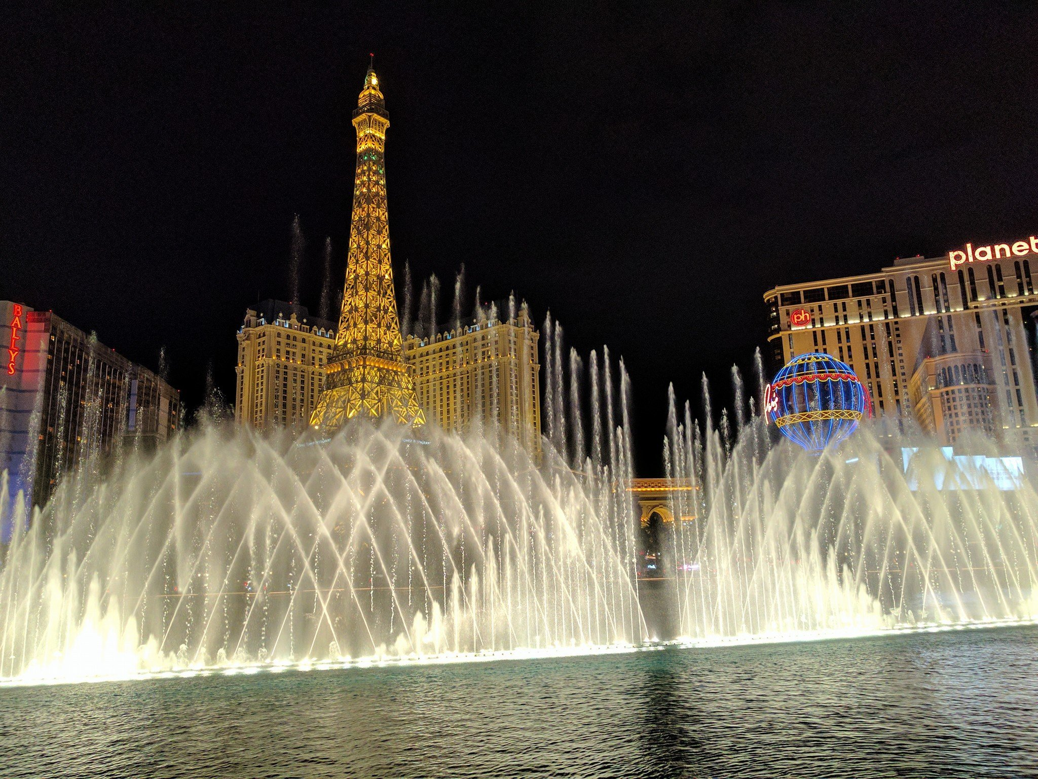 Travelling Foodie Does Las Vegas