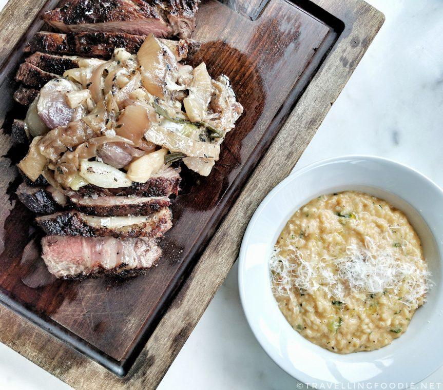Travelling Foodie eats at Chef Mark McEwan's Fabbrica at Shops at Don Mills