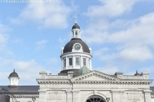Kingston City Hall, a central landmark to places in the guide to Kingston