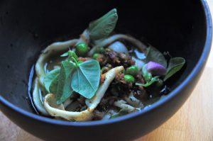 Humbolt Squid - Canis Restaurant - Toronto, Ontario, Canada