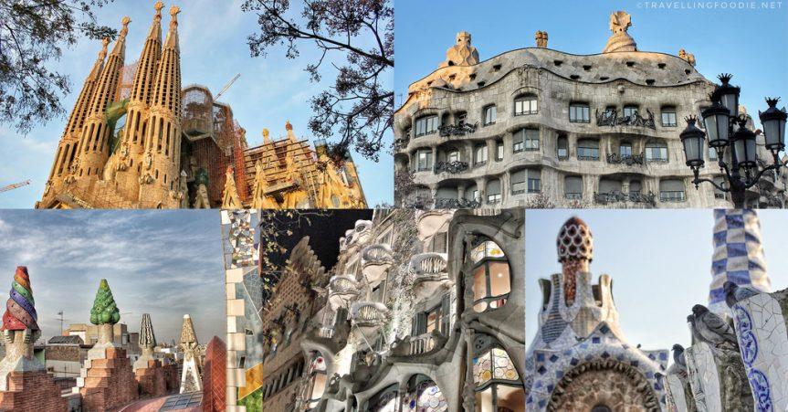 5 Must-See Gaudi Buildings in Barcelona, Spain