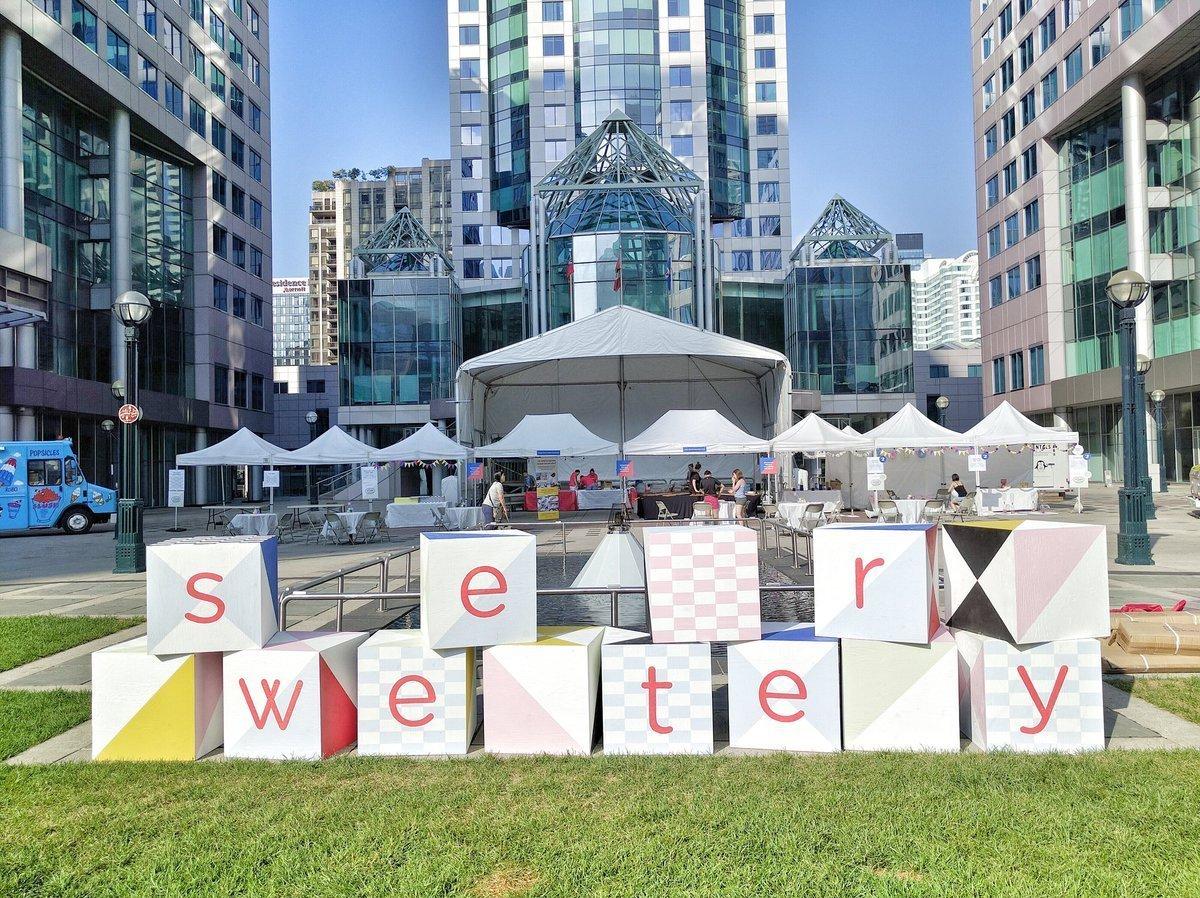 Sweetery Festival 2016 in Toronto, Ontario