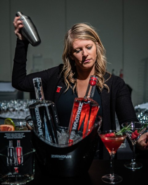 Zirkova Cocktails at Canada's Great Kitchen Party in Toronto, Ontario