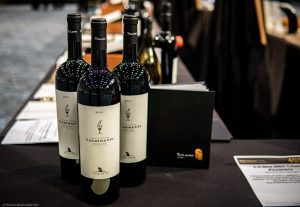 Valdisanti Wines for Silent Auction at Canada's Great Kitchen Party in Toronto, ONtario