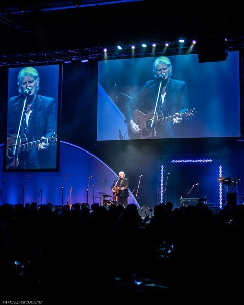 Tom Cochrane performs at Canada's Great Kitchen Party Gala Celebration in Toronto, Ontario