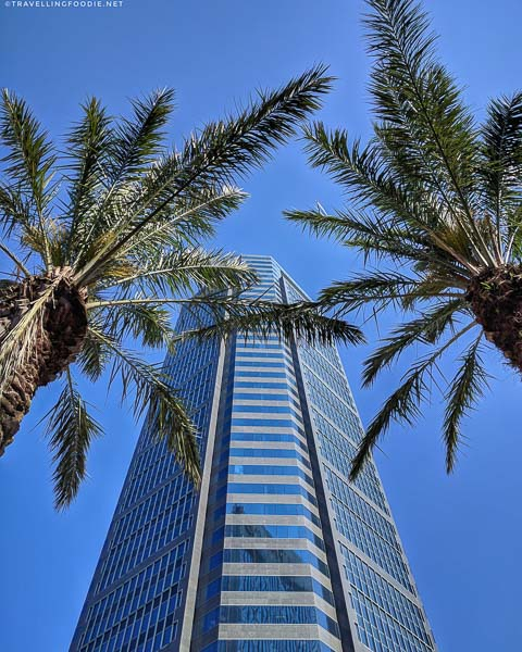 Bank of America Tower in Jacksonville, Florida