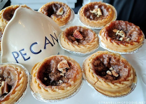 Pecan Butter Tart from Tartistry at Cuisine & Cuvée