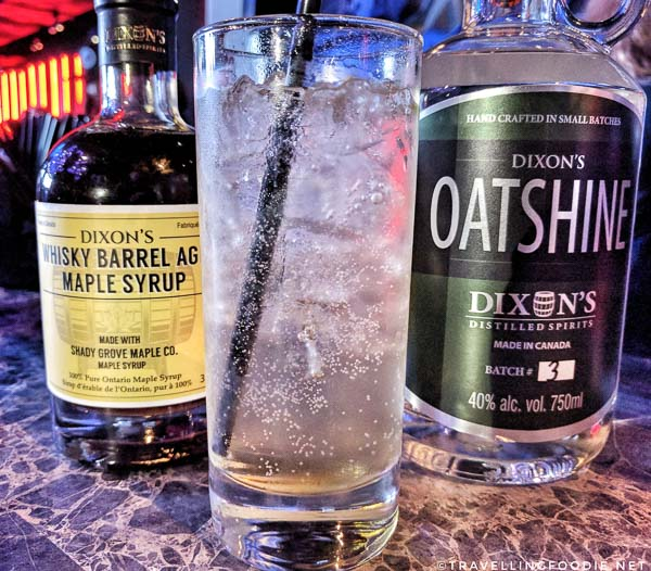 Oatshine from Dixon's Distilled Spirits at Cuisine & Cuvée