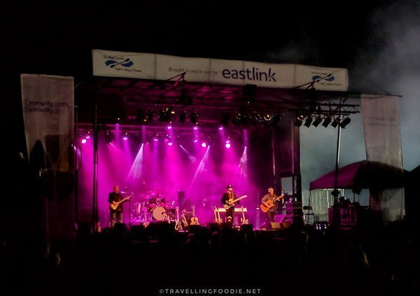 Hotel California - Great Canadian Kayak Challenge & Festival - Timmins, Ontario - Eastlink Stage