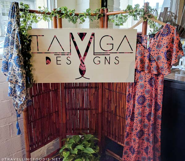 Tamga Designs at Green Living Show 2017 Media Preview