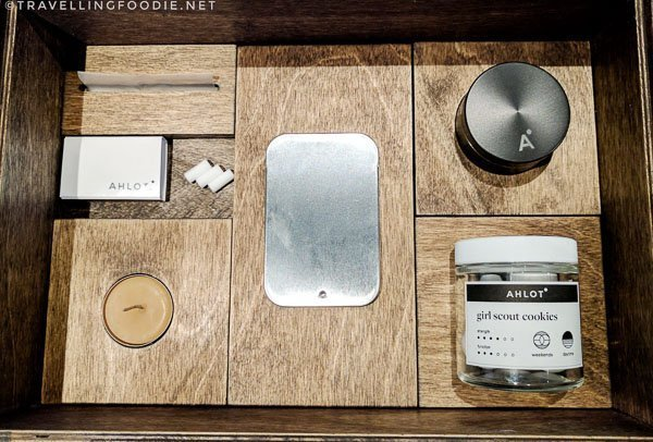 Ritual Box by AHLOT at Green Living Show 2017 Media Preview