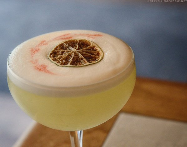 Tequila Sour from Highwayman at Halifax