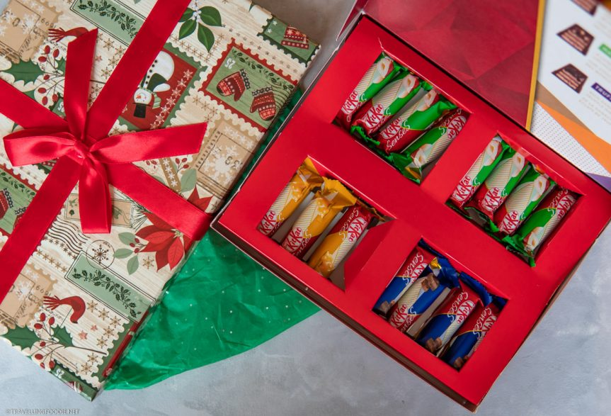 3 New KITKAT Flavours For The Holidays