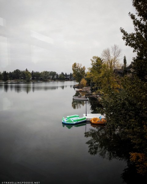 Lake Bonavista at The Lake House in Calgary, Alberta