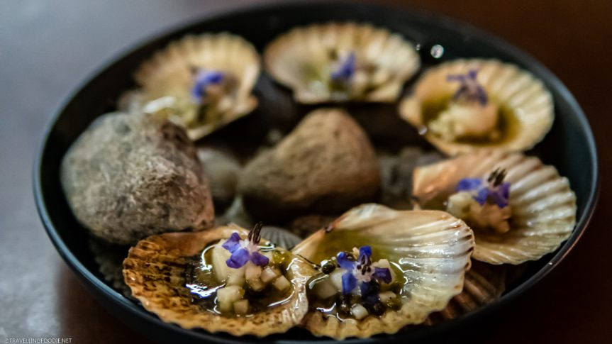 The Restaurant at Pearl Morissette, Canada's Best New Restaurant