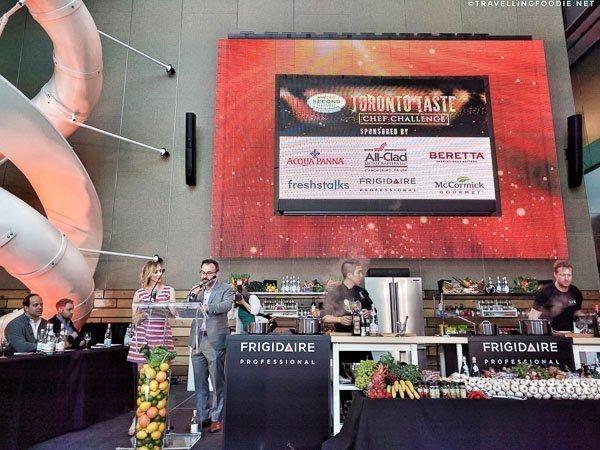 Chef Challenge at Toronto Taste 2017