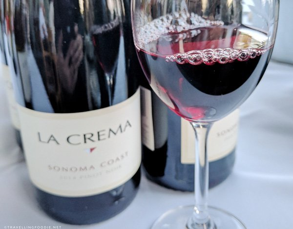 Sonoma Coast Pinot Noir from La Crema Winery at Toronto Taste 2017