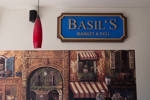 Basil Market & Deli in Port Hope, Ontario
