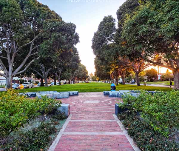 El Prado Park in Torrance, California