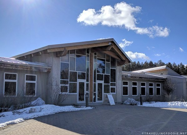 Ganaraska Forest Centre Great Hall in Port Hope, Ontario