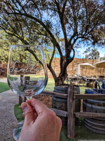 Wine Sampling with Malibu Wines in Conejo Valley, California