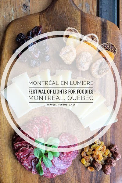 Montreal en Lumiere 2018 (Festival of Lights) is one of the world's largest winter festivals. Aside from its free outdoor site, shows and concerts and Nuit Blanche, find out why its fine dining program makes it a perfect festival for foodies.