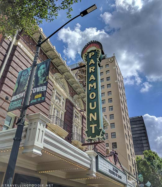 Paramount Theatre in Austin, Texas