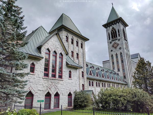 Saint Benedict Abbey, Quebec