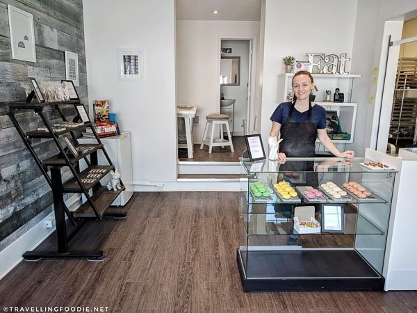 Genevieve Scarfone of Seed Confections in St. Thomas, Ontario