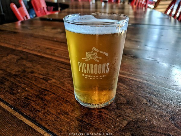 Beer at Picaroons General Store in Saint John, New Brunswick