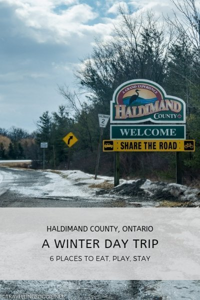 Winter Overnight Guide to Haldimand County, Ontario. 6 Places To Eat, Play, Stay: The Minga, Richardson's Farm, Sweet Retrospect, Purple Haven, My Lighthouse Cottages & Flyers Bakery