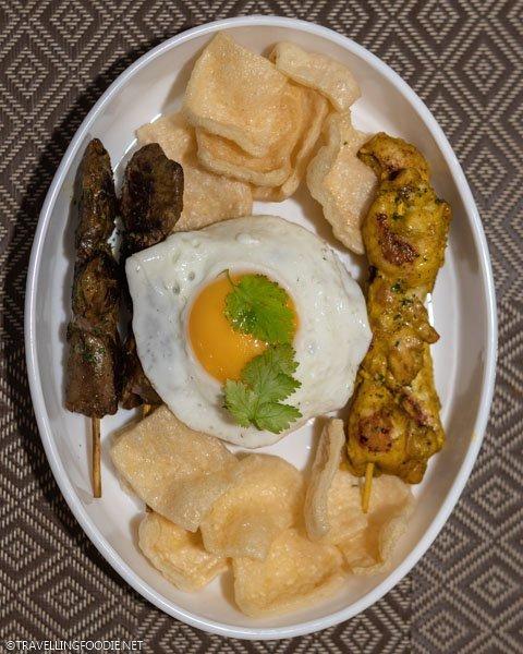 Nasi Goreng at Eastwood Cafe Bar in Eastwood Richmonde Hotel, Manila, Philippines