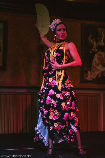 Flamenco Show at Columbia Restaurant in Ybor City, Tampa Bay, Florida