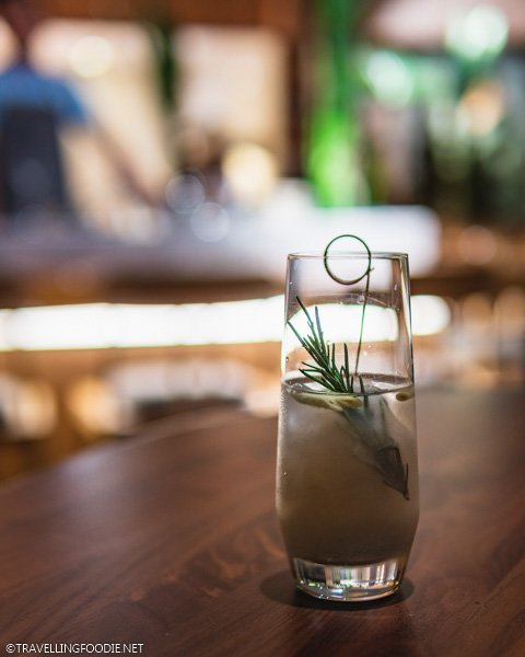 Silver Rush Cocktail at Gallery By Chele in Taguig, Manila, Philippines