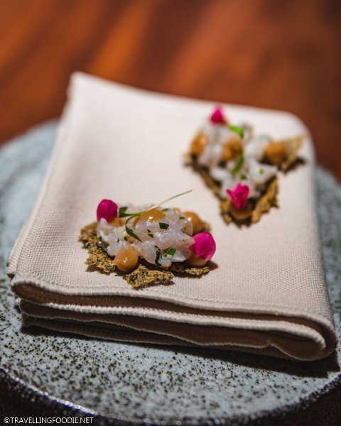Seaweed Cracker at Gallery By Chele in Manila, Philippines