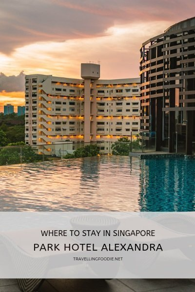 Where To Stay in Singapore Park Hotel Alexandra