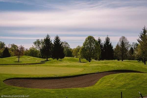 Golf Course at Caradoc Sands in Middlesex County, Ontario