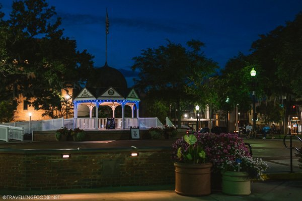 Downtown Gazebo in Ocala, Florida