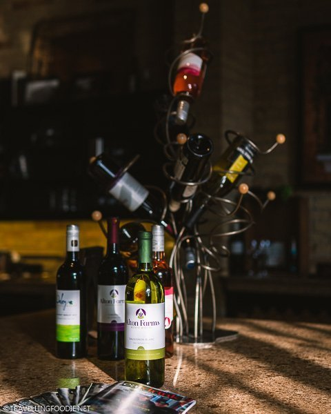 Wines at Clock Tower Bistro