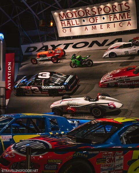 Motorsports Hall of Fame of America in Daytona International Speedway